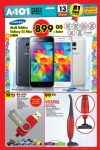A101 13 Ağustos 2015 Aktüel Ürünler Katalogu - Samsung Galaxy S5 Mini G800