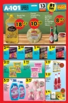 A101 13 Ağustos 2016 Aktüel Ürünler Katalogu - Vera Kanola Yağı