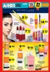 A101 13 Haziran 2015 Aktüel Ürünler Katalogu - Maybelline