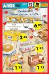 A101 13 Şubat 2016 Aktüel Ürünler Katalogu - Becel - Sana Margarin