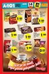 A101 14-20 Nisan 2016 İndirim Katalogu - Saray Bisküvi Çikolata