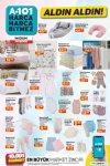 A101 14 Ekim 2021 Aldın Aldın Kataloğu - Bebek Giyim Ürünleri