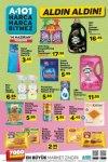 A101 14 Haziran 2018 Fırsatları - Temizlik Ürünleri