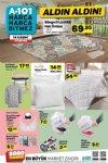 A101 14 Kasım 2019 Perşembe Kampanyası - Ev Tekstili Ürünleri