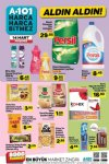 A101 14 Mart - 20 Mart 2019 İndirimli Ürünler Listesi