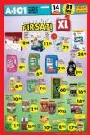A101 14 Mayıs 2016 Aktüel Ürünler Katalogu - Ekstra Büyük Fırsat XL