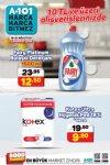 A101 15 - 21 Ağustos 2020 10 TL ve Üzeri Alışveriş Kampanyası