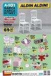 A101 15 Ağustos 2019 Aldın Aldın Fırsatları - Mobetto Sandalye