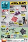 A101 15 Ağustos 2019 Kataloğu - Arzum Pery Saç Kurutma Makinesi