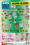 A101 15 Ağustos 2019 Kataloğu - Bebek Oyun Minderi