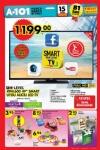 A101 15 Ekim 2015 Aktüel Ürünler Katalogu - HI-LEVEL 49HL600 Led Tv