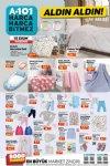 A101 15 Ekim 2020 Bebek Tekstili Kataloğu