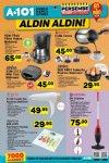 A101 15 Mart 2018 Aldın Aldın Kataloğu - Kiwi Filtre Kahve Makinesi
