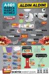 A101 15 Temmuz 2021 Aldın Aldın - Kiwi Kıyma ve Salça Makinesi
