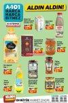 A101 15 Temmuz 2021 İndirimli Ürünler Broşürü