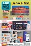 A101 15 Temmuz 2021 Kataloğu - Android Smart Led Tv