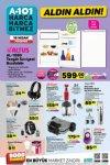 A101 16 Nisan 2020 Aktüel Kataloğu - Sunny Vesta Tost Makinesi