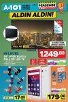 A101 16 Şubat 2017 Katalogu - Alcatel Pixi 4 Tablet