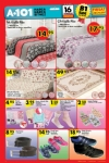 A101 16 Temmuz 2015 Aktüel Ürünler Katalogu - Ev Tekstili