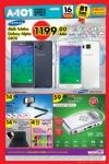 A101 16 Temmuz 2015 Aktüel Ürünler - Samsung Galaxy Alpha G850