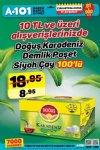 A101 17 - 23 Şubat Fırsatı - Doğuş Karadeniz Demlik Poşet Siyah Çay