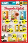 A101 17 Eylül 2016 Aktüel Ürünler Katalogu - Karadem Çay