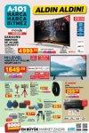 A101 17 Eylül 2020 Aktüel Kataloğu - Samsung 4K UHD Curved Tv