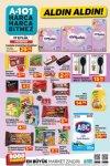 A101 17 Eylül 2020 İndirimli Ürünler Listesi