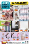 A101 17 Eylül 2020 Perşembe Kataloğu - Ev Tekstili Ürünleri