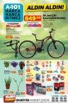 A101 17 Haziran 2021 Aldın Aldın - 26 Jant Çift Amortisörlü Bisiklet