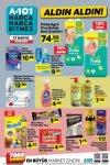 A101 17 Mayıs 2018 Fırsat Ürünleri - Prima Aylık Plus Bebek Bezi
