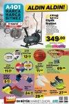 A101 17 Mayıs Aldın Aldın Kataloğu - Altıs Eliptik Bisiklet