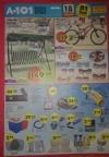 A101 18 - 25 Haziran 2015 Aktüel Ürünler Katalogu - Vinix Salıncak