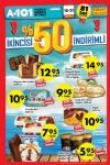A101 18-31 Temmuz 2016 Fırsat Ürünleri Katalogu - %50 İndirim