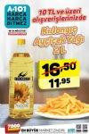 A101 18 Ağustos - 24 Ağustos 2018 Broşrü - Kırlangıç Ayçiçek Yağı
