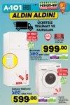 A101 18 Mayıs 2017 Katalogu - SEG Çamaşır Makinesi