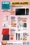 A101 18 Şubat 2021 Aldın Aldın - Samsung Mikrodalga Fırın