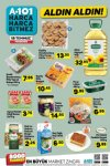 A101 18 Temmuz 2019 İndirimli Ürünler Kataloğu