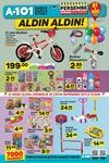 A101 19 - 23 Nisan 2018 Çocuk Bayramı Özel - 16 Jant Bisiklet