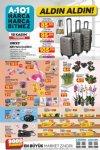 A101 19 Kasım 2020 Aldın Aldın Kataloğu - ABS Valiz Çeşitleri
