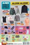 A101 19 Kasım 2020 Perşembe Giyim Kataloğu