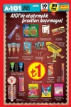 A101 19 Mart 2015 Aktüel Ürünler Kataloğu Atıştırmalık Fırsatlar