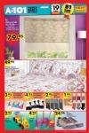A101 19 Mart 2015 Aktüel Ürünler Kataloğu Ev Tekstili