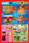 A101 19 Mart 2015 Aktüel Ürünler Kataloğu Hazır Yemek