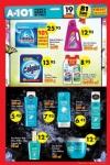 A101 19 Mart 2015 Aktüel Ürünler Kataloğu Temizlik - Kişisel Bakım