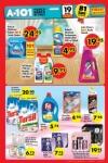A101 19 Mart 2016 Cumartesi Fırsatları Broşürü - Temizlik Ürünleri