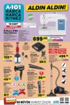 A101 19 Mart 2020 Kataloğu - Singer Brilliance-6160 Dikiş Makinesi