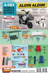 A101 2 Eylül 2021 Aktüel Kataloğu - F7 Elektrikli Scooter