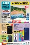 A101 2 Mayıs 2019 Kataloğu - Samsung 55NU7300 UHD Curved Tv