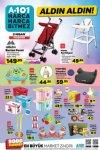 A101 2 Nisan 2020 Aldın Aldın Kataloğu - Mama Sandalyesi
